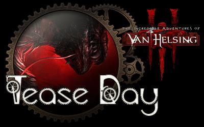 Van Helsing III - Teaseday