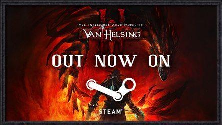 Van Helsing III - Out Now FI
