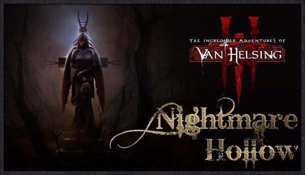 Teaseday Van Helsing 3 Nightmare Hollow